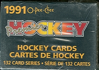 1990/91 O-Pee-Chee Premier Hockey Factory Set