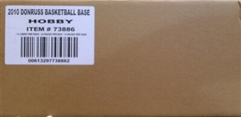 2010/11 Donruss Basketball Hobby 12-Box Case