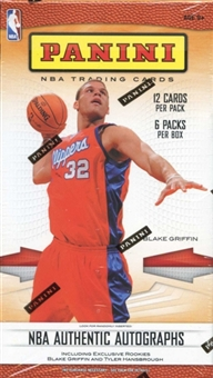 2009/10 Panini Basketball 6-Pack Box