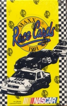 1991 Maxx Racing Hobby Box