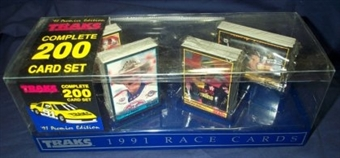 1991 Traks Racing Factory Set (factory sealed)
