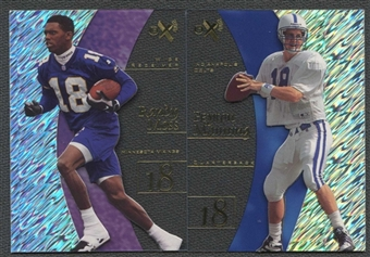 1998 Fleer EX 2001 Football Complete Set (NM-MT Condition)