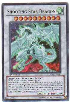 Yu-Gi-Oh Starstrike Blast Single Shooting Star Dragon Ultra Rare