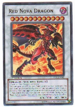 Yu-Gi-Oh Starstrike Blast Single Red Nova Dragon Ultra Rare