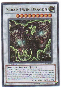 Yu-Gi-Oh Starstrike Blast Single Scrap Twin Dragon Ultra Rare