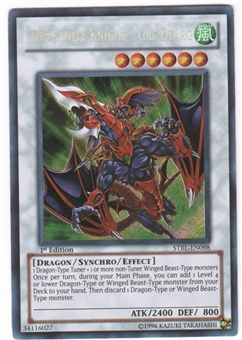 Yu-Gi-Oh Starstrike Blast Single Dragunity Knight - Gae Dearg Secret Rare