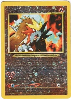 Pokemon Black Star Promo Single Entei 34