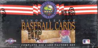 1992 Classic Best Minor League Baseball Factory Set