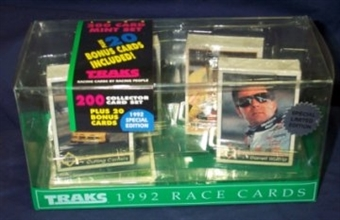 1992 Traks Racing Factory Set
