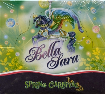Bella Sara Series 14 Spring Carnival Booster Box