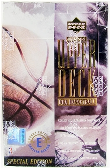 1993/94 Upper Deck Special Edition Eastern Basketball Hobby Box