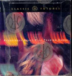 1993/94 Classic Futures Basketball Hobby Box