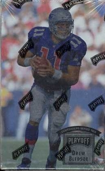 1993 Playoff Contenders Football Hobby Box