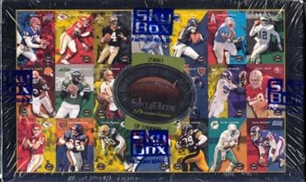 1993 Skybox Premium Football Hobby Box