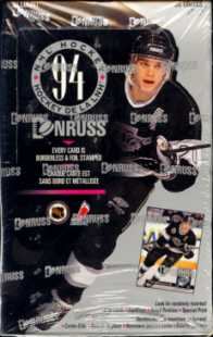 1993/94 Donruss Hockey Hobby Box