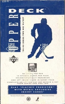1994/95 Upper Deck Series 2 Hockey Retail Box