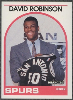 1989/90 Hoops Basketball Complete Set (NM-MT Condition)