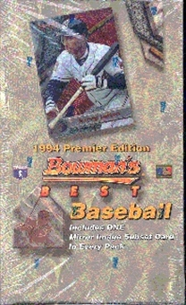 1994 Bowman Best Baseball Hobby Box
