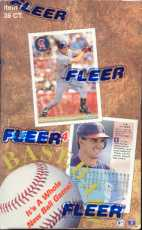 1994 Fleer Baseball Hobby Box