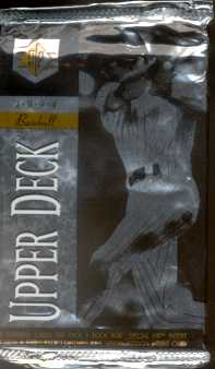 1994 Upper Deck SP Baseball Hobby 32 Pack Lot
