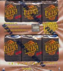 1994/95 Fleer Ultra Series 1 Basketball Jumbo Box