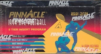 1994 Pinnacle Football Hobby Box