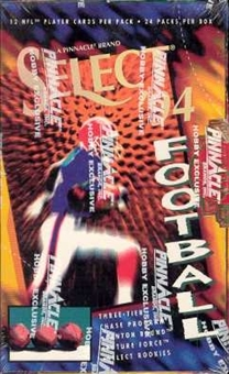 1994 Score Select Football Hobby Box