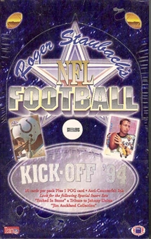 1994 Ted Williams Roger Staubach's NFL Football Hobby Box