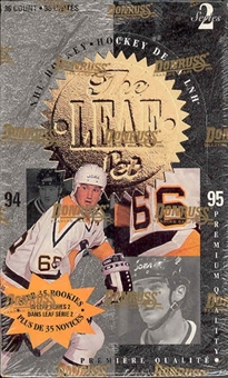1994/95 Leaf Series 2 Hockey Hobby Box