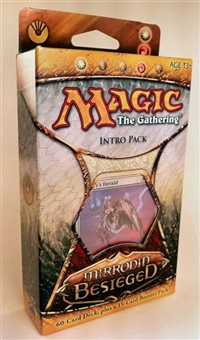 Magic the Gathering Mirrodin Besieged Intro Pack - Battle Cries
