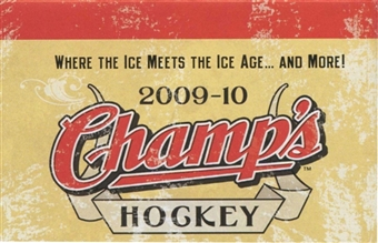 2009/10 Upper Deck NHL Champs Hockey 24-Pack Lot