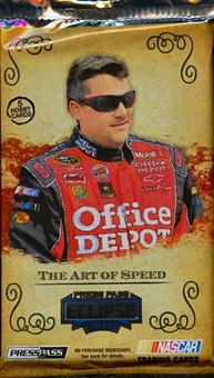 2011 Press Pass Eclipse Racing Hobby Pack
