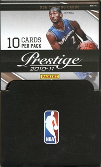 2010/11 Panini Prestige Basketball 36-Pack Box