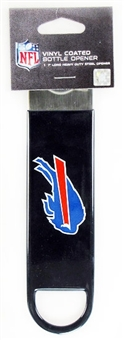 "7"" NFL/ Buffalo Bills VNYL Bottle Opener (Boelter)"