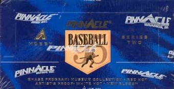 1995 Pinnacle Series 2 Baseball Hobby Box
