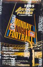 1995 Action Packed Monday Night Football Hobby Box
