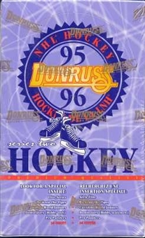 1995/96 Donruss Series 2 Hockey Hobby Box