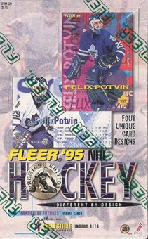 1994/95 Fleer Hockey Hobby Box