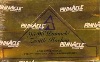 1995/96 Pinnacle Zenith Hockey Hobby Box