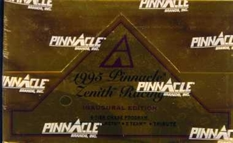 1995 Pinnacle Zenith Racing Hobby Box