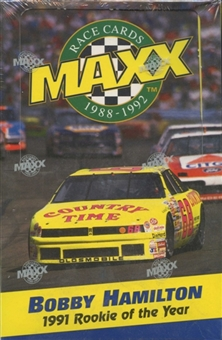 1992 J.R. Maxx Inc. Maxx Racing Wax Box