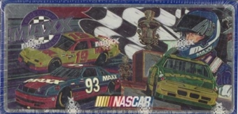 1993 J.R. Maxx Inc. Maxx Premier Plus Racing Hobby Box