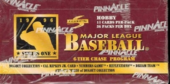 1996 Score Series 1 Baseball Hobby Box