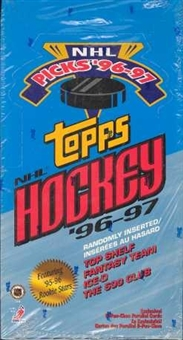 1996/97 Topps Picks Hockey Hobby Box