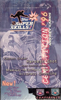 1995/96 Topps Super Skills Hockey Hobby Box