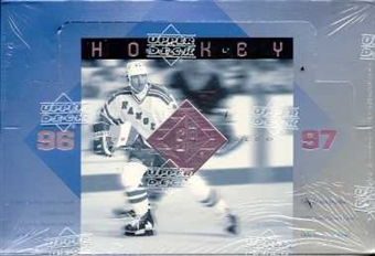 1996/97 Upper Deck SP Hockey Hobby Box