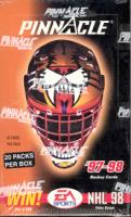 1997/98 Pinnacle Hockey 20 Pack Box