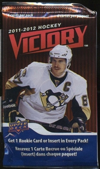 2011/12 Upper Deck Victory Hockey 24-Pack Lot