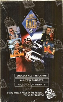 1995 Press Pass Racing Hobby Box