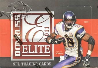 2011 Donruss Elite Football Hobby Box